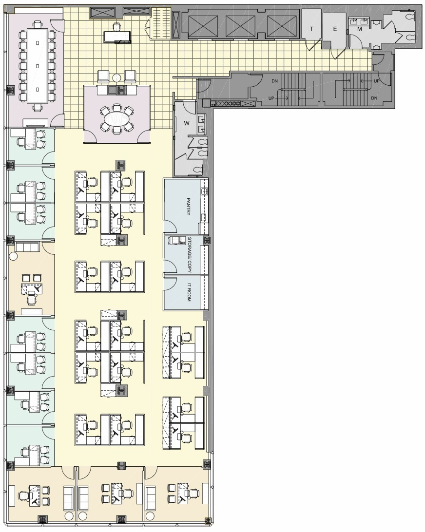 545 madison avenue 5th floor vts for Vice president house floor plan