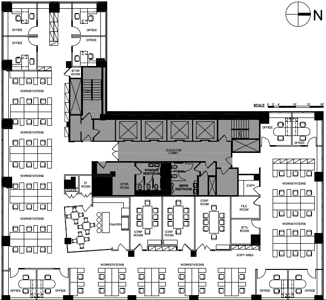 800 third avenue 38th floor vts for Vice president house floor plan