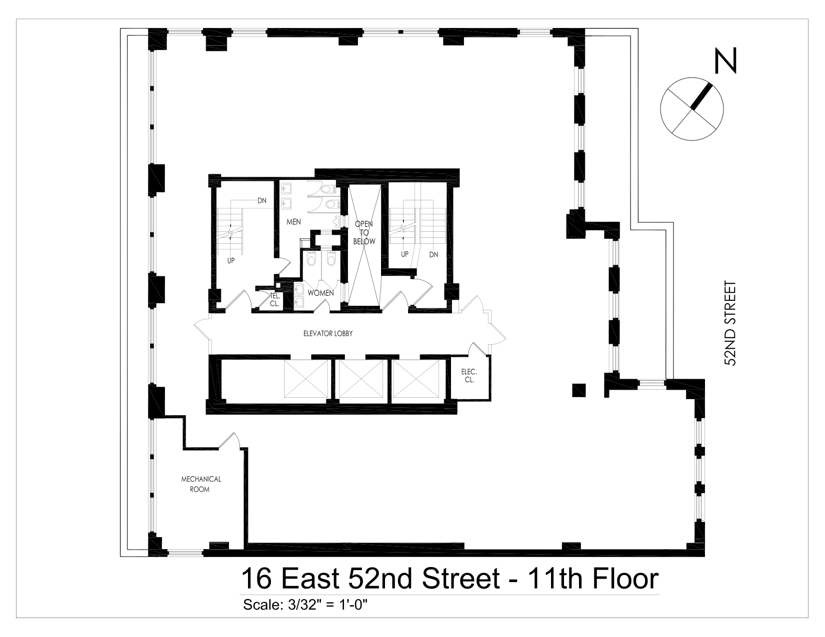 16 east 52nd street 11th floor vts for 11th floor