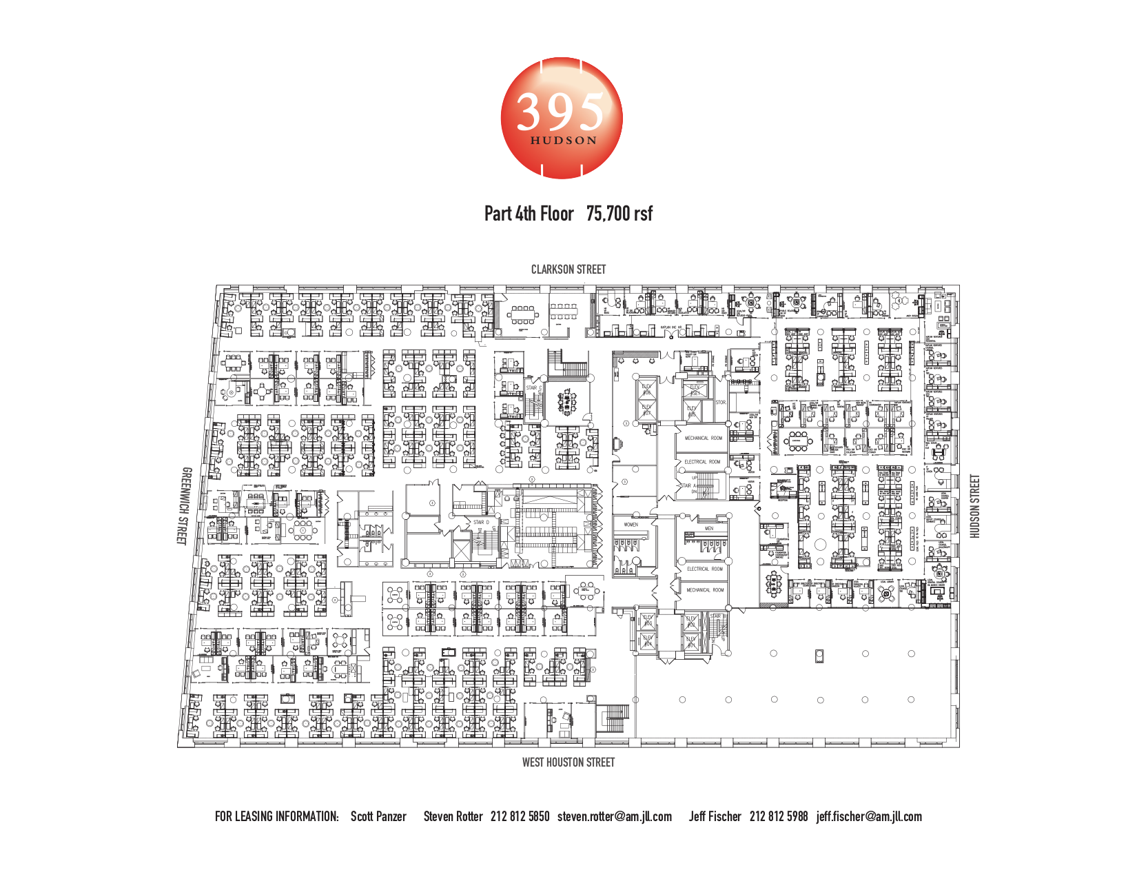 395 hudson street 4th floor vts for 10 rockefeller plaza 4th floor new york ny 10020
