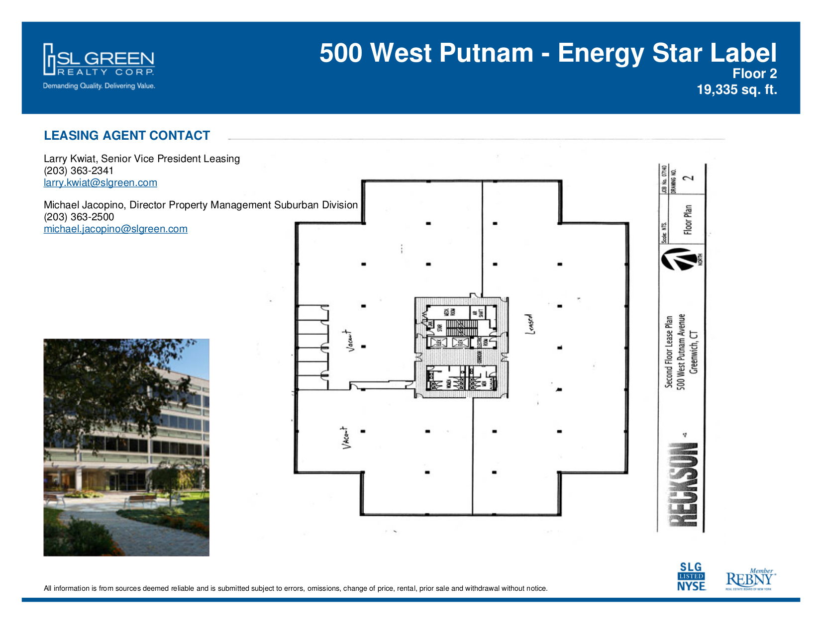 500 west putnam avenue 2nd floor vts for Vice president house floor plan