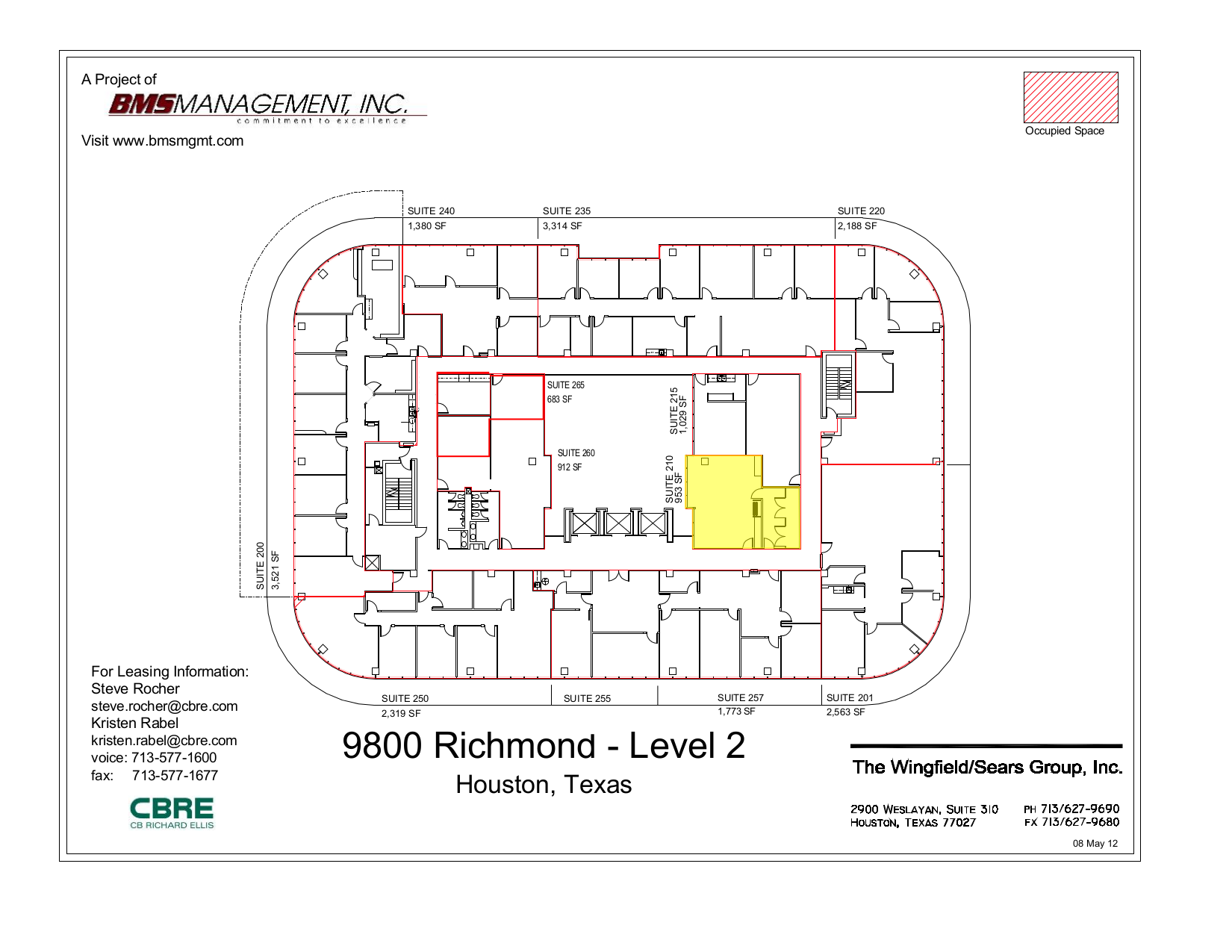 9800 richmond 9800 richmond ave 2nd floor unit 210 vts for Vice president house floor plan