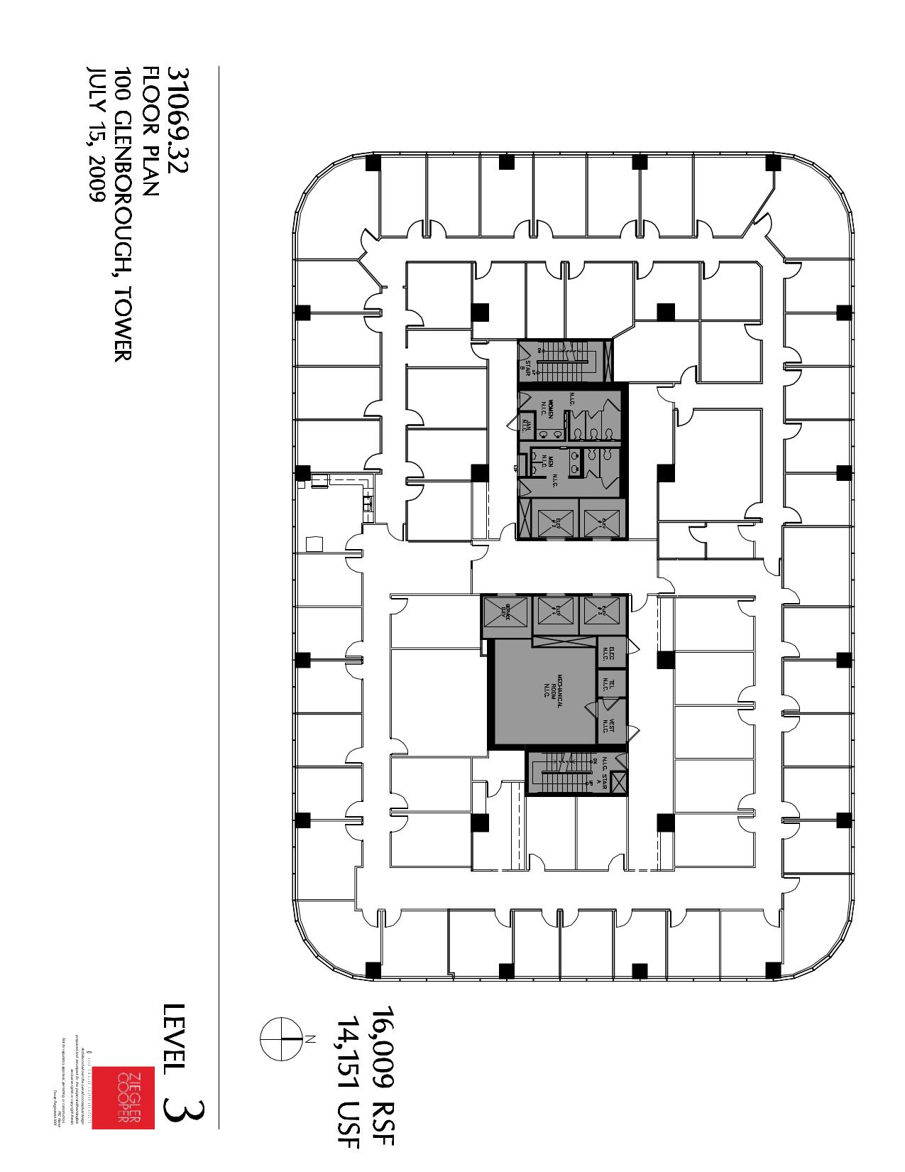 Northborough tower 100 glenborough dr 3rd floor unit 3rd for 100 floors 3rd floor