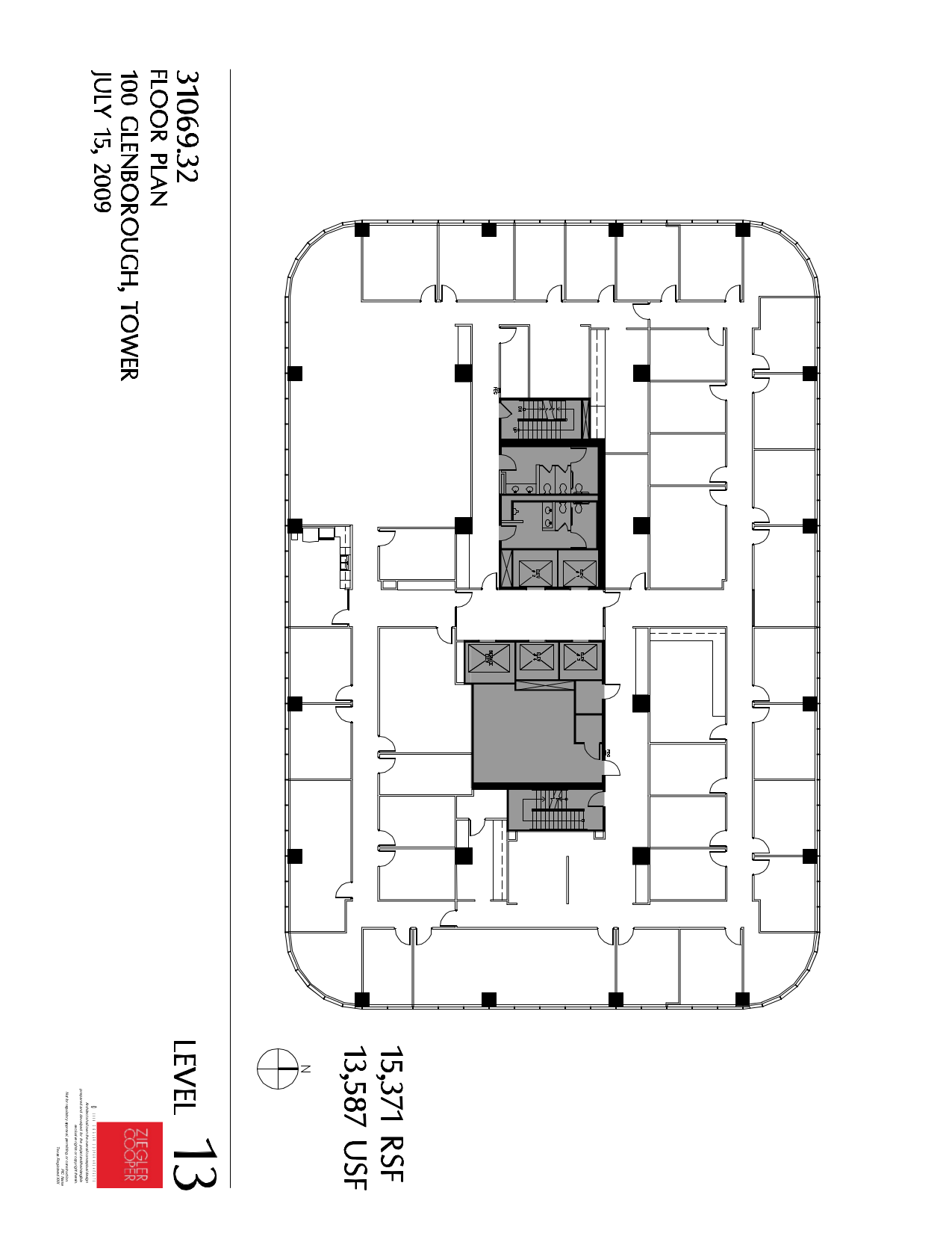 Northborough tower 100 glenborough dr 13th floor unit for 100 floors floor 13
