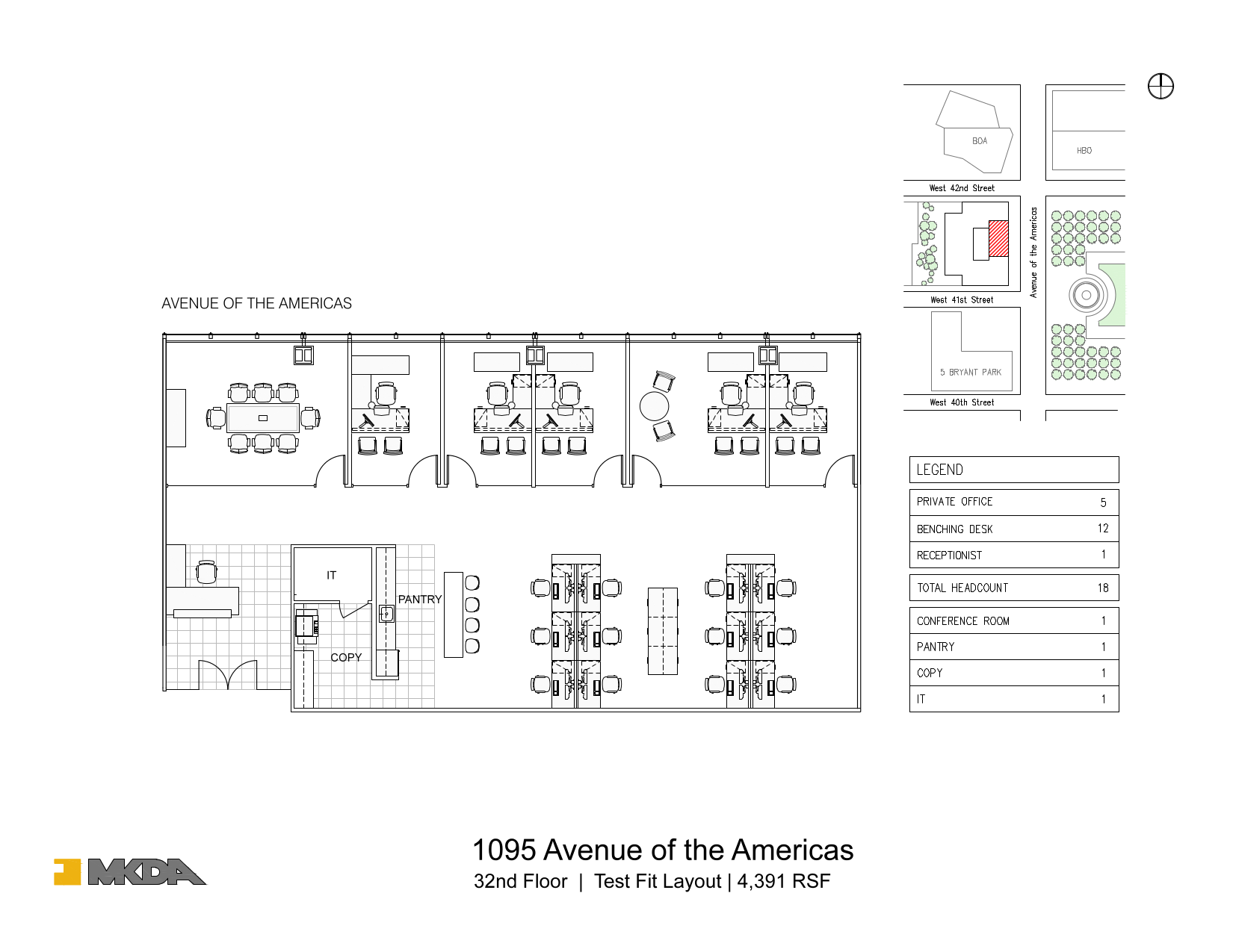 1095 avenue of the americas 32nd floor unit c vts for Vice president house floor plan