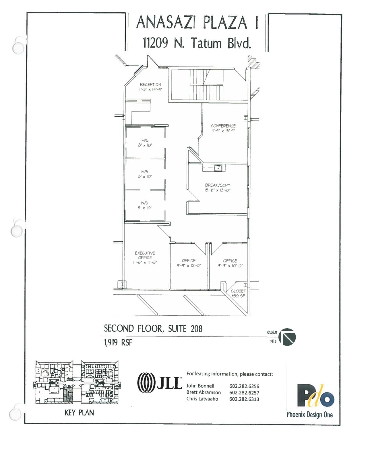 Anasazi Plaza 11209 Amp 11211 N Tatum Blvd 2nd Floor