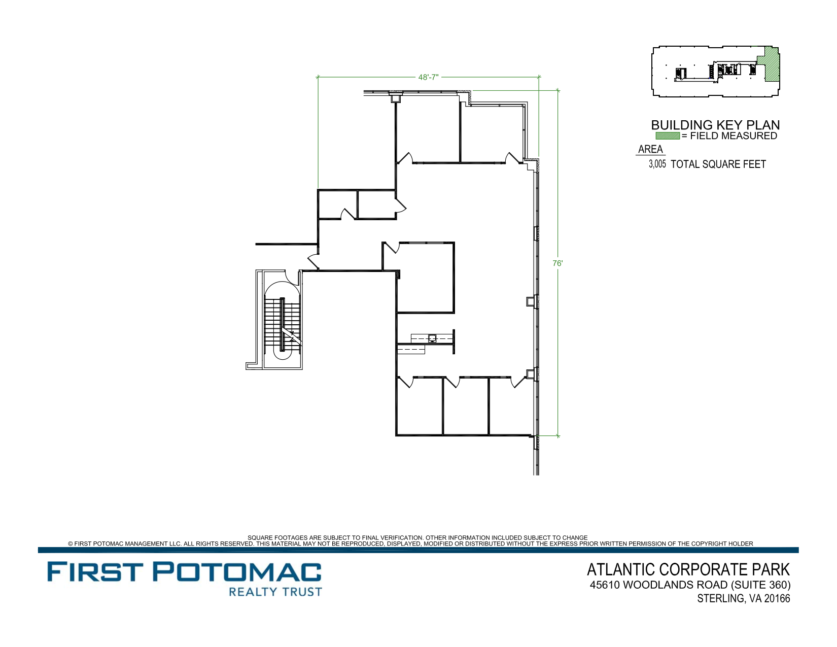 45610 woodland rd 3rd floor unit 360 vts for Vice president house floor plan