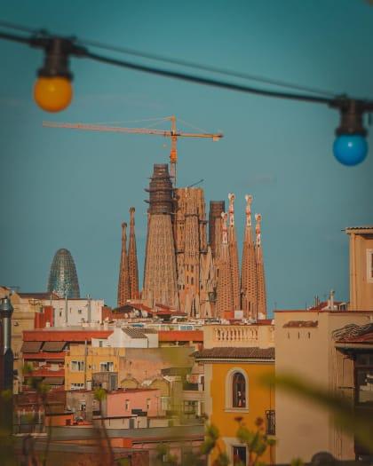 Book a unique View in Barcelona