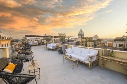 Book a unique View in Roma