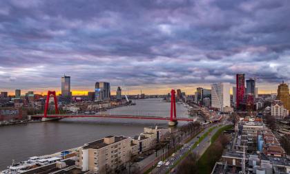 Book a unique View in Rotterdam