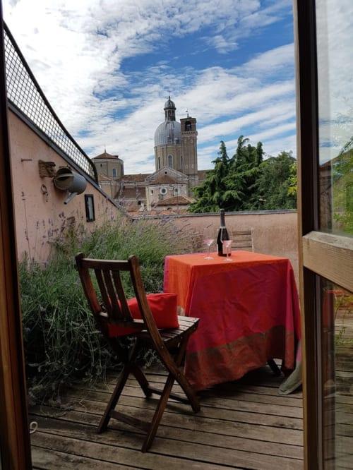 Book a unique View in Padova