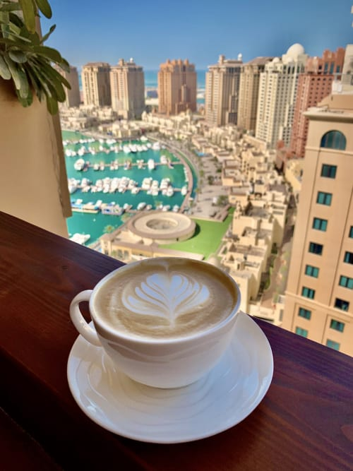 Book a unique View in Doha
