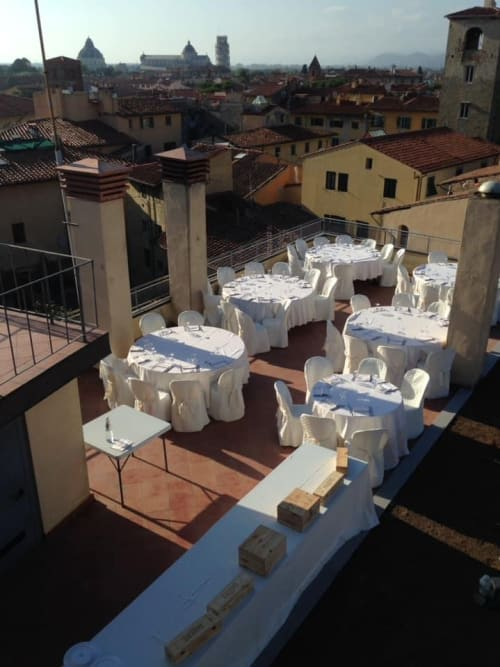 Book a unique View in Pisa