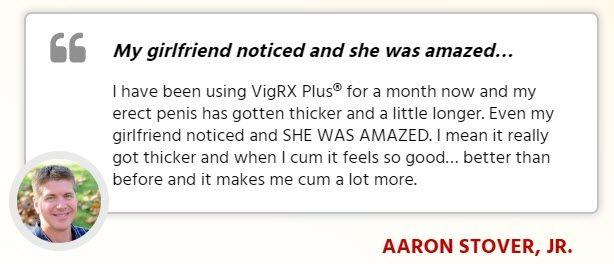 Testimonial From Aaron