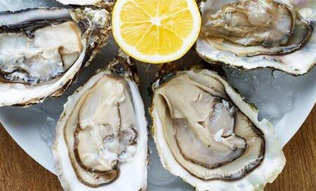 Oysters - Best Aphrodisiacs For Men