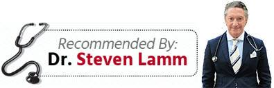 Recommended by Doctor Steven Lamm
