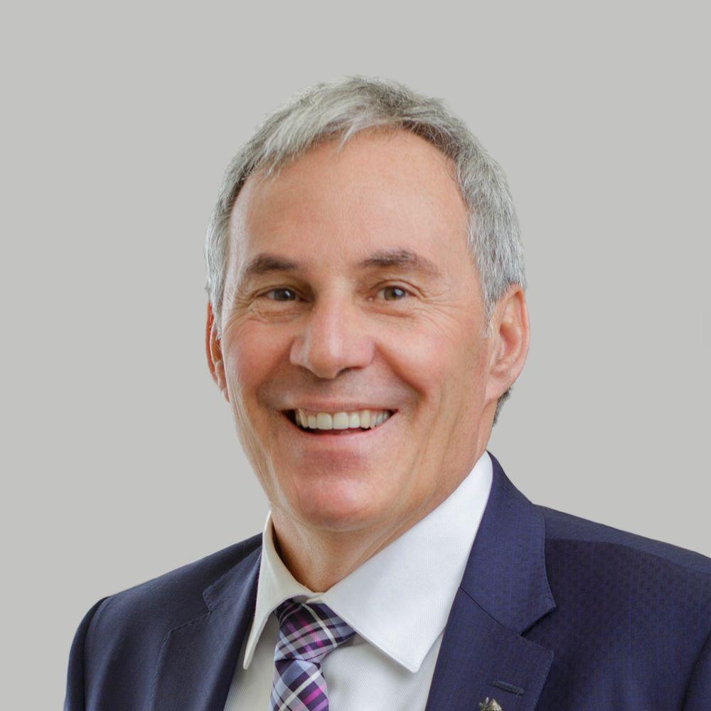 John Belvedere Maire de la Ville de Pointe-Claire