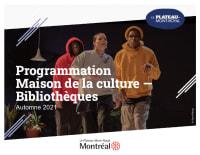 PMR_Programmation culturelle_Automne 2021