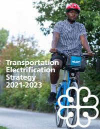Stratégie d'électrification des transports 2021-2023