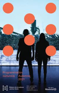 Programmation de la maison de la culture Janine-Sutto automne 2021