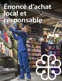 Énoncé d'achat local et responsable de la Ville de Montréal