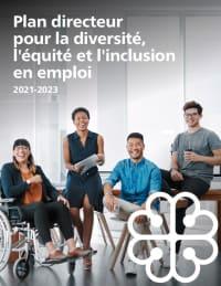 Plan directeur pour la diversité, l'équité et l'inclusion en emploi