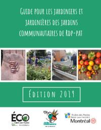 Guide des jardins communautaires de RDP-PAT
