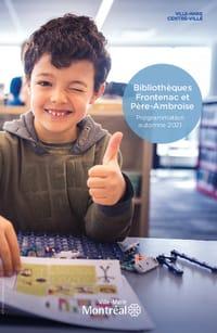 Programmation des bibliothèques de Ville-Marie - automne 2021