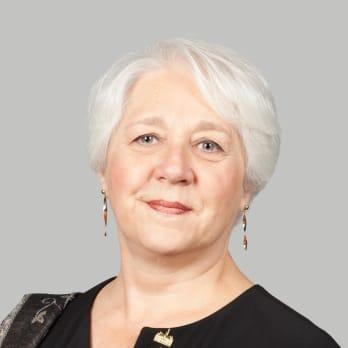 Portrait de Micheline Rouleau