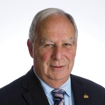 Portrait de Gilles Déziel