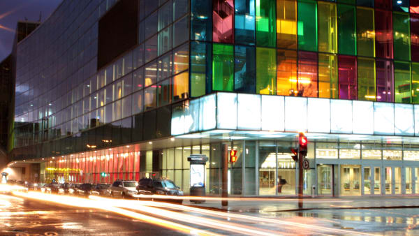Quartier international Ville-Marie Montréal