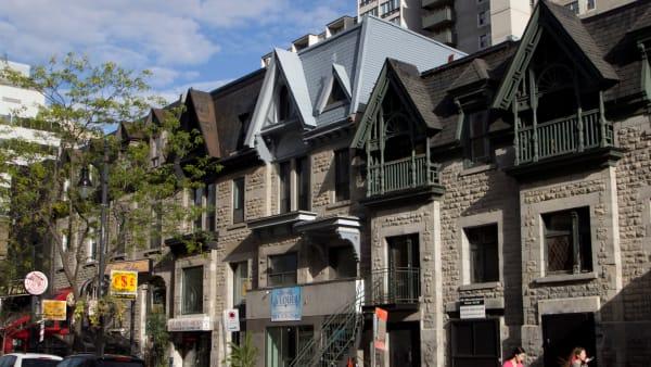 Shaughnessy Village Ville-Marie Montréal