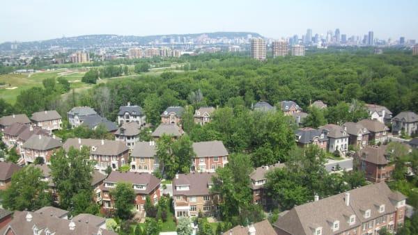 L'Île-des-Sœurs - Arrondissement de Verdun à Montréal.