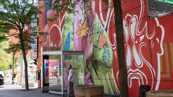 Quartier chinois Ville-Marie Montréal été 2020