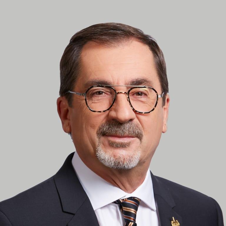 Portrait de Jean Marc Poirier