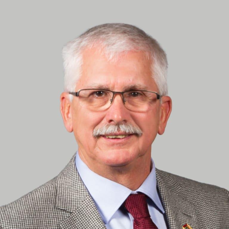 Portrait de Richard Leblanc