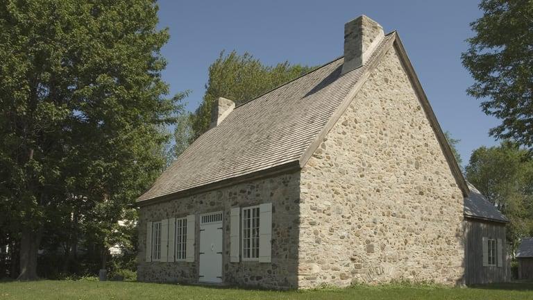 La maison Le Ber-Le Moyne du Musée de Lachine