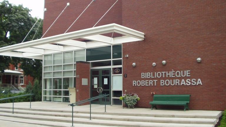 Réouverture de la bibliothèque Robert-Bourassa et de la Galerie d'Outremont le 8novembre