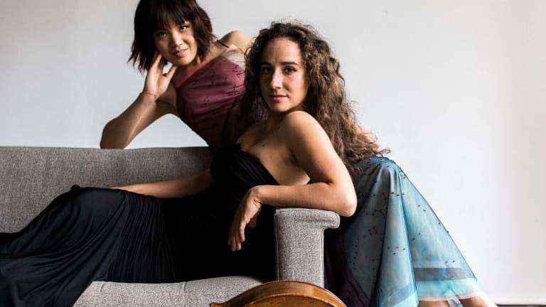 Photo du spectacle Univers enchantés - Duo Fung-Dominguez.