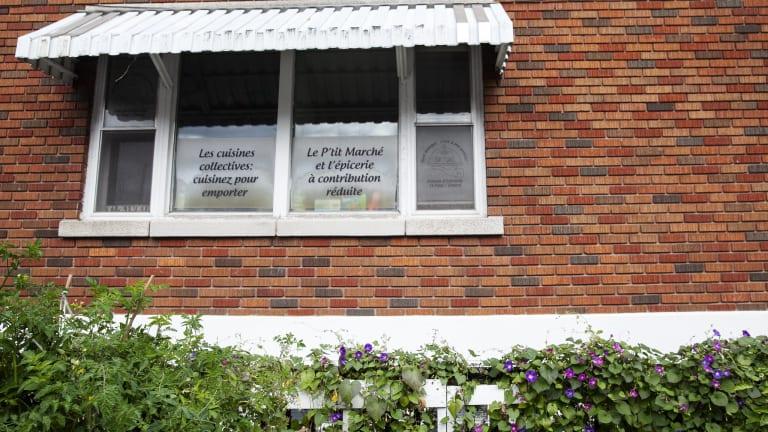 Maison d'entraide St-Paul & Émard.