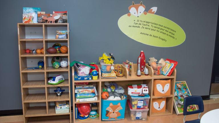 Centre de pédiatrie sociale Les petits renards à Verdun