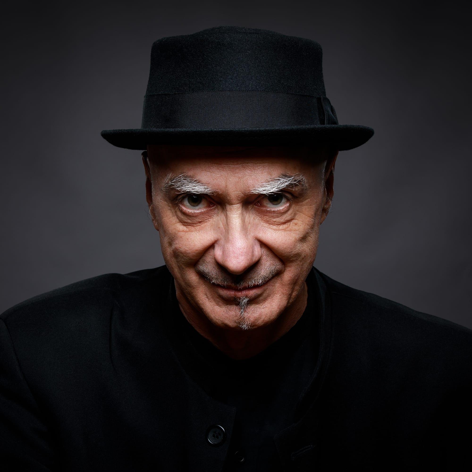 Portrait de Michel Faubert