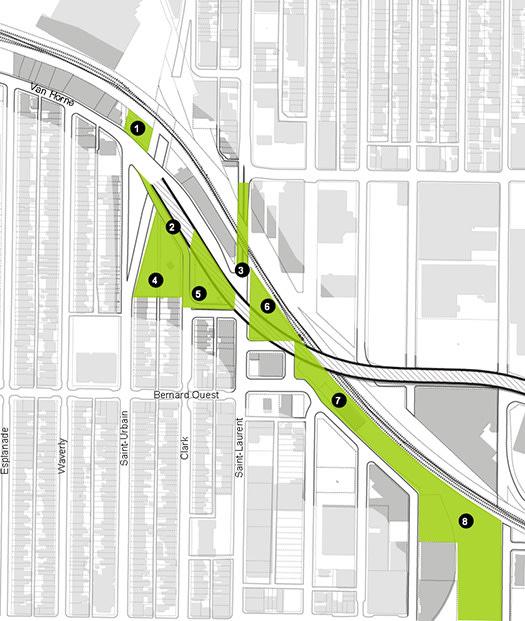 PMR_poles corridor vert