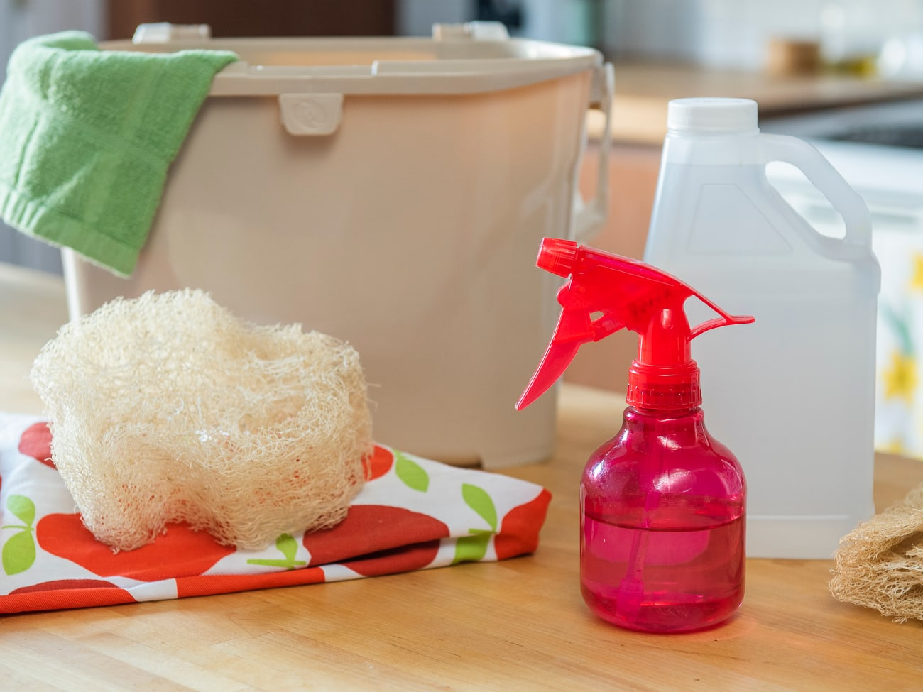 Nettoyer régulièrement son bac avec du vinaigre