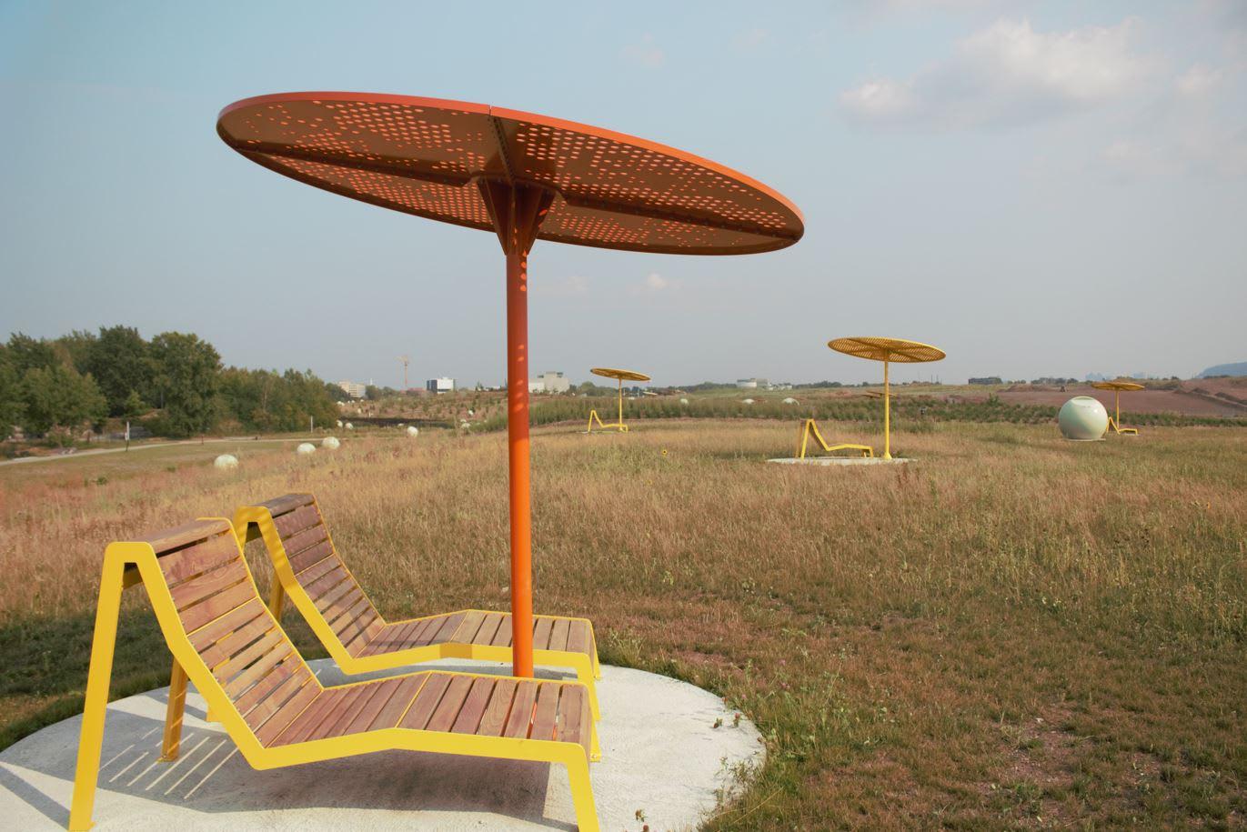 Nouveaux aménagements du parc Frédéric-Back