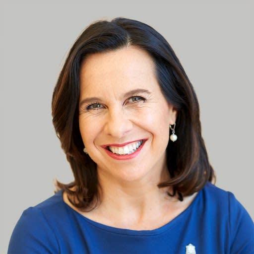 Portrait de Valérie Plante