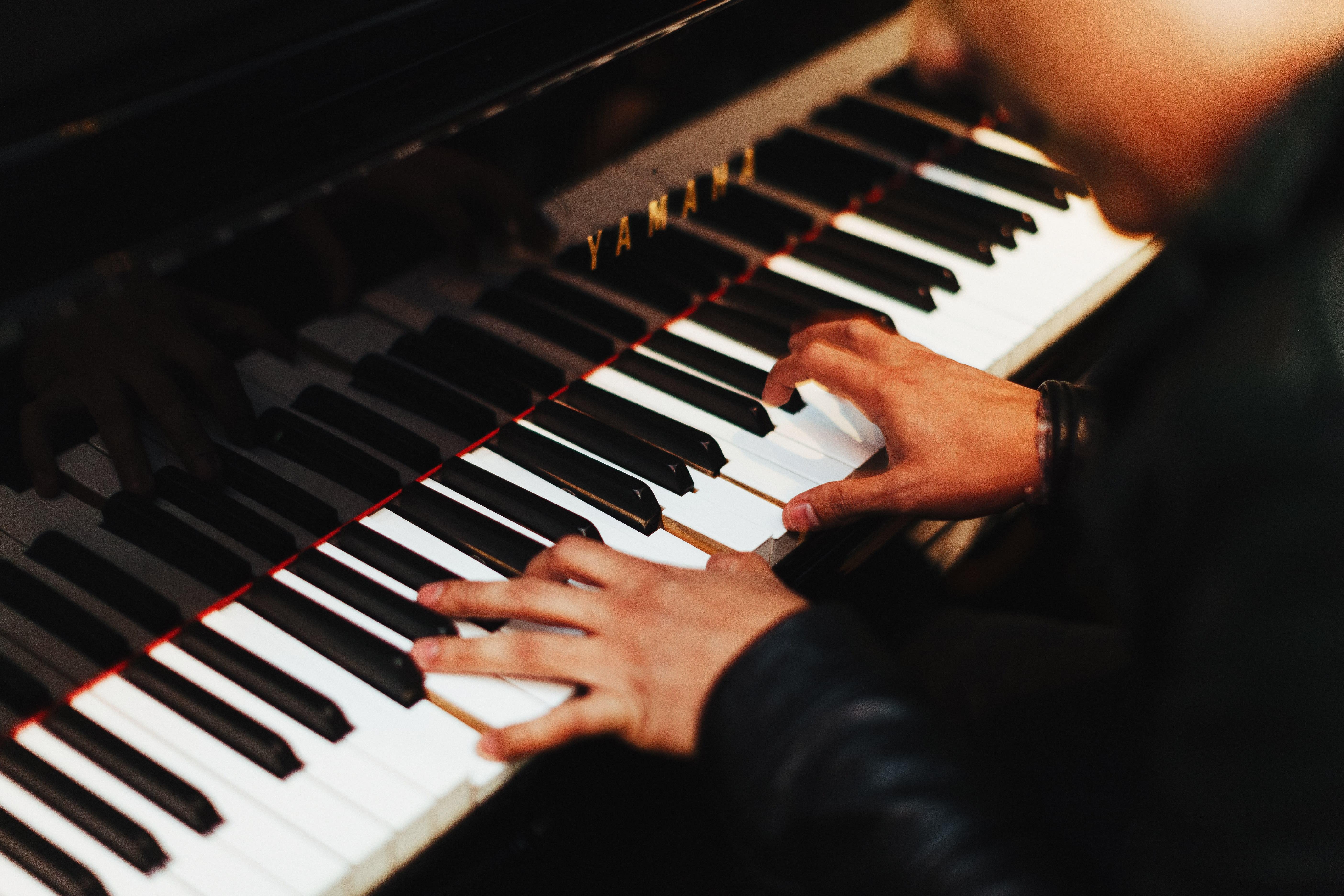 Concert de piano - Peter-McGill