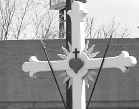 La croix de chemin de Montréal-Nord