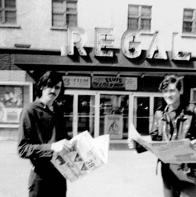 Le cinéma Régal à Montréal-Nord