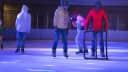 Aréna en sons et en lumières Ville-Marie Aréna Camillien-Houde